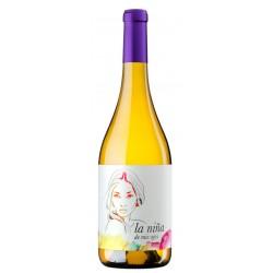 Vino Semidulce Sauvignon Blanc y Verdejo La Niña De Mis Ojos 75Cl.