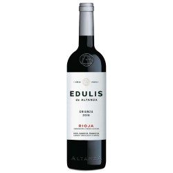 Rioja Crianza EDULIS 75Cl. 2010