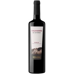 Rioja Crianza HACIENDA VALVARES 75Cl. 2010